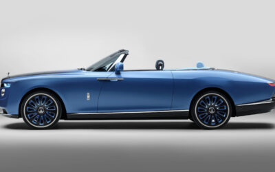 THE ROLL-ROYCE BOAT TAIL, RUMOURED TO BE OWNED BY JAY-Z, IS THE ULTIMATE LUXURY CAR