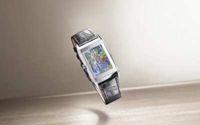A MASTERFUL BLEND OF ART AND CULTURE FROM SWISS WATCHMAKER JAEGER-LECOULTRE