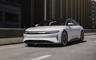 LUCID GOES PUBLIC, LOOKS TO ACCELERATE MANUFACTURING CAPACITY TO GO TOE-TO-TOE WITH TESLA