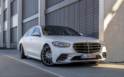 REVIEW: NEW MERCEDES-BENZ S-CLASS MARKS A PARADIGM SHIFT FOR THE LUXURY CAR