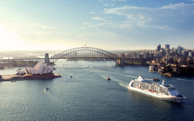 FIVE-MONTH CRUISE SHIP ADVENTURE PRICED AT $73,499 PER GUEST SELLS OUT IN LESS THAN THREE HOURS