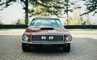 NO SURPRISE, BUT THE POPULARITY OF CLASSIC CARS IS TRENDING UPWARDS
