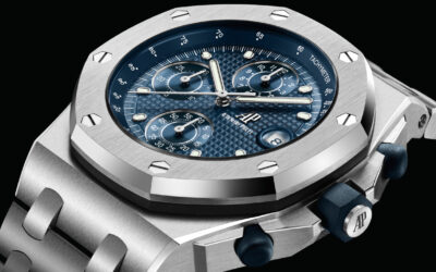 TIME TO UNLEASH THE BEAST: AUDEMARS PIGUET INTRODUCES NEW 42MM VERSIONS OF THE ROYAL OAK OFFSHORE