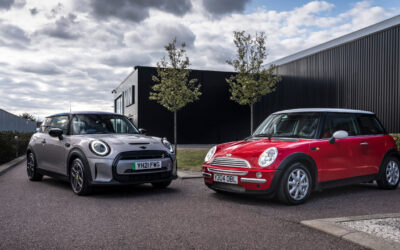 EXPRESSIVE DESIGN MEETS THE SHEER JOY OF DRIVING. HERE ARE 3 REASONS TO CONSIDER A MINI