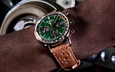 WATCH NEWS: BREITLING'S TOP TIME CAPSULE COLLECTION IS A MARVELLOUSLY EXECUTED ODE TO CLASSIC CARS