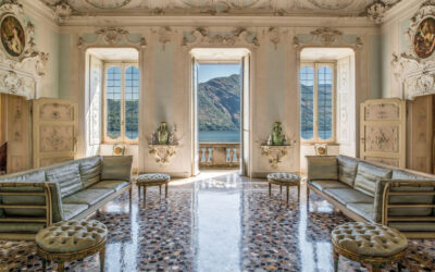 GEORGE CLOONEY AND THE LURE OF ITALY'S LAKE COMO
