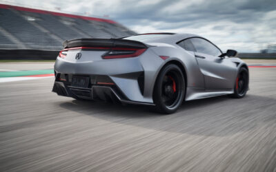 ACURA NSX TYPE S IS A FITTING FAREWELL TO AN INTRIGUING SUPERCAR