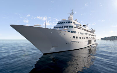 120-METER MEGA YACHT LISTED FOR AROUND $29 MILLION USD GOES TO AUCTION